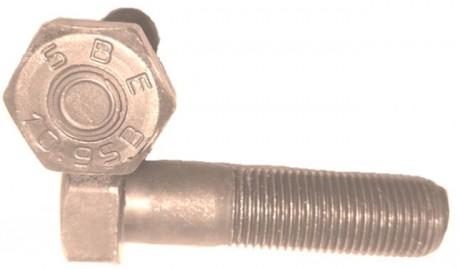 Hex head bolt 10.9 (931/933/960/961)