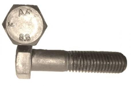 Hex head bolt 8.8 (931/933 - 960/961)